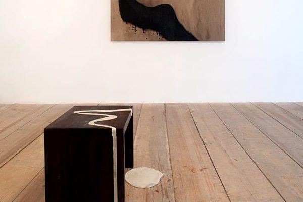 sem título. untitled, 2013 parafina e madeira